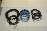 WRP has different types of audio cables and various lengths