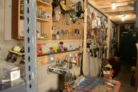 Ask about our supplies of tools and workshop space