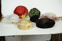 old fashion decorative hats.... WRP has more than shown here