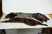 real fur wraps